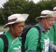 Update on Trailwalker 2013 Gurkha Bhuros' Team (27 – 28 July 2013)