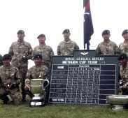 RGR Shooting Team Wins The Methuen Cup 2013