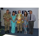 BFBS Interview with Col BG on his recent visit to Brunei Garrison