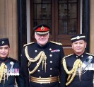 Honours and Awards – Colonel Commandant Brigade of Gurkhas inferred with the Most Honourable Order of the Bath