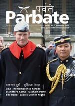 Parbate cover - nov 13