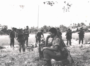 Gurkha Soldiers in Malayan Emergency