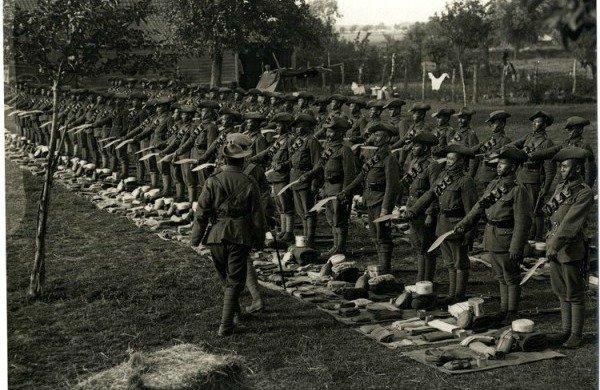 The First World War Welcome To The Gurkha Brigade