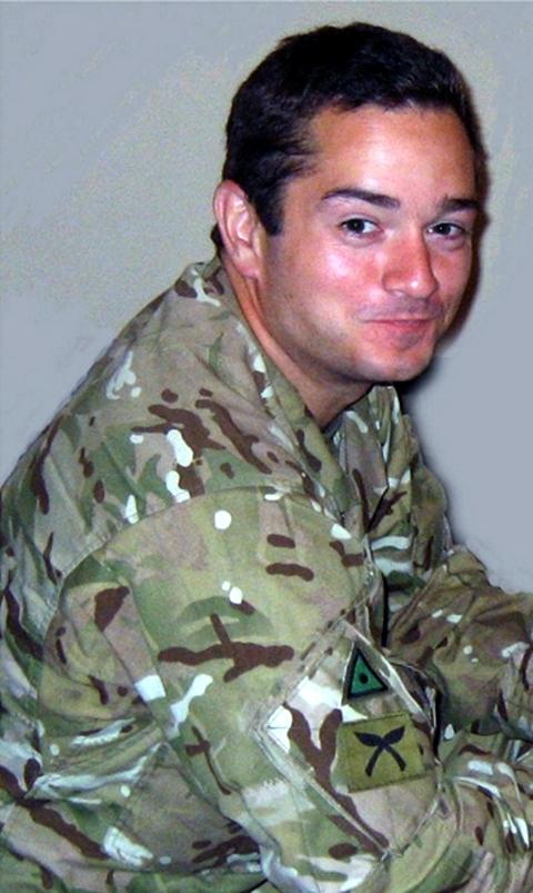 Lt Drummond Baxter