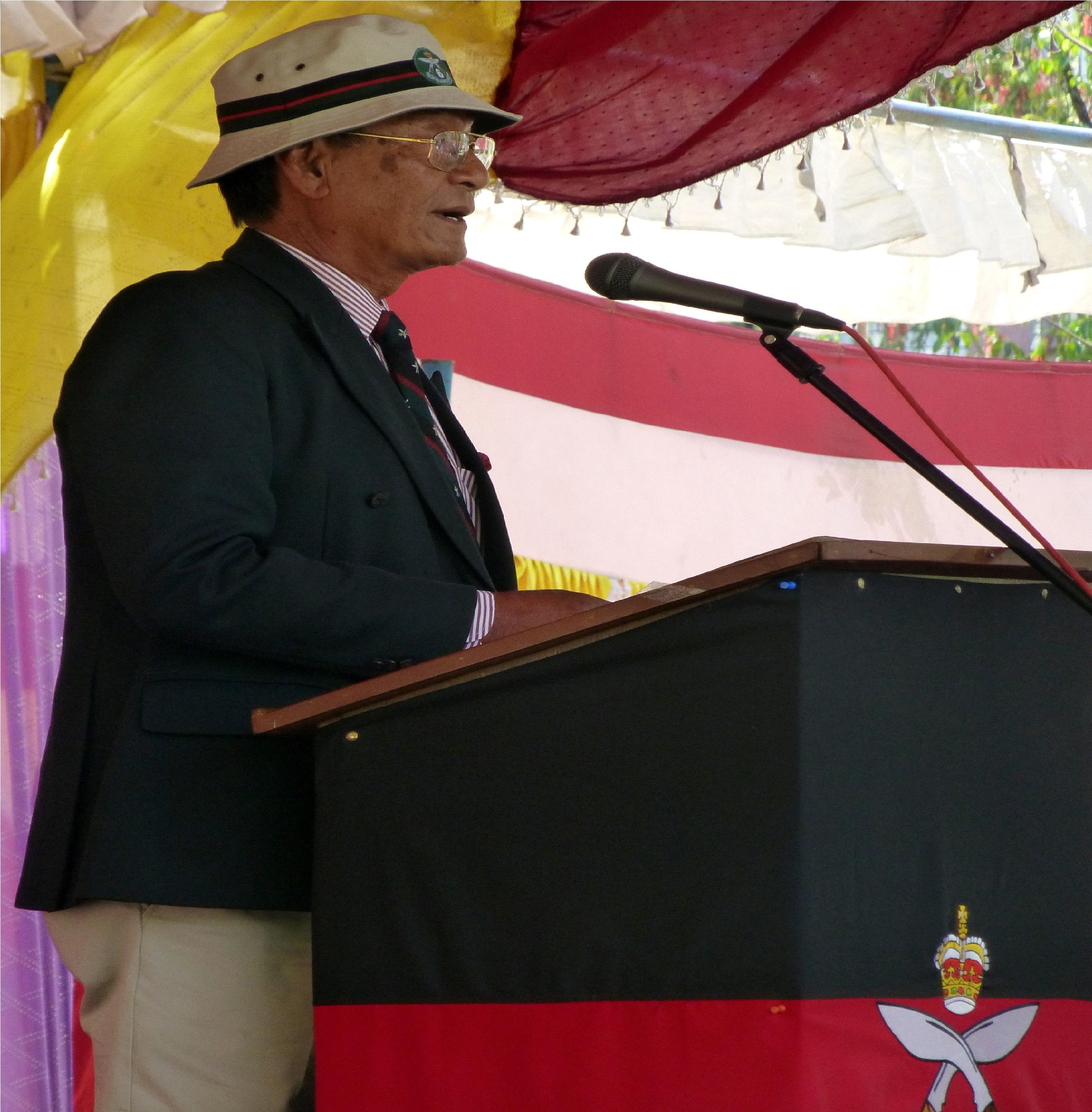 Maj Gopal Bahadur Gurung