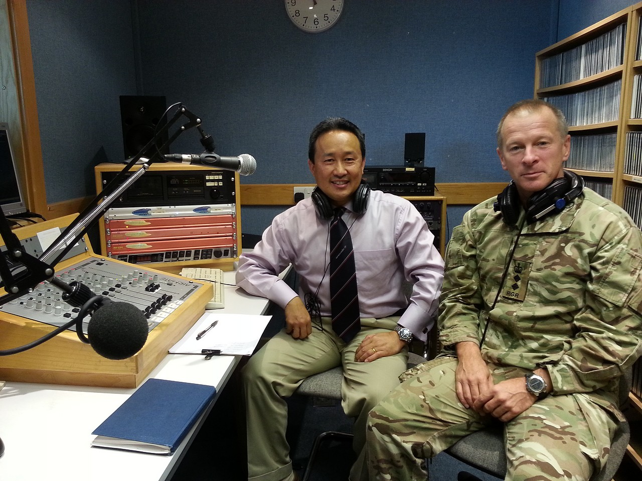 BFBS Interview