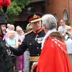Sandhurst Camberley Freedom Parade 14June14 (4)