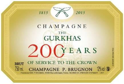 Gurkha Champagne