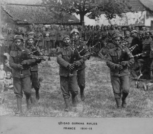 The Role Of Gurkha Soldiers In First World War Welcome