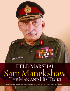 Manekshaw Cover