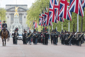 Gurkhas Celebrate 200 Years of Service with London Parade