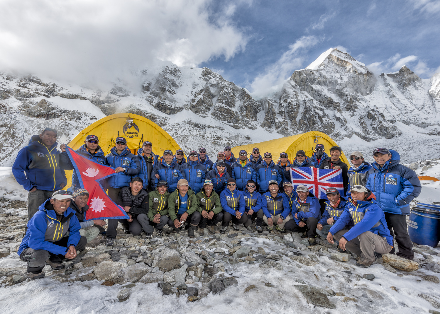 Gurkha Everest Expedition 10  Welcome to the Gurkha Brigade