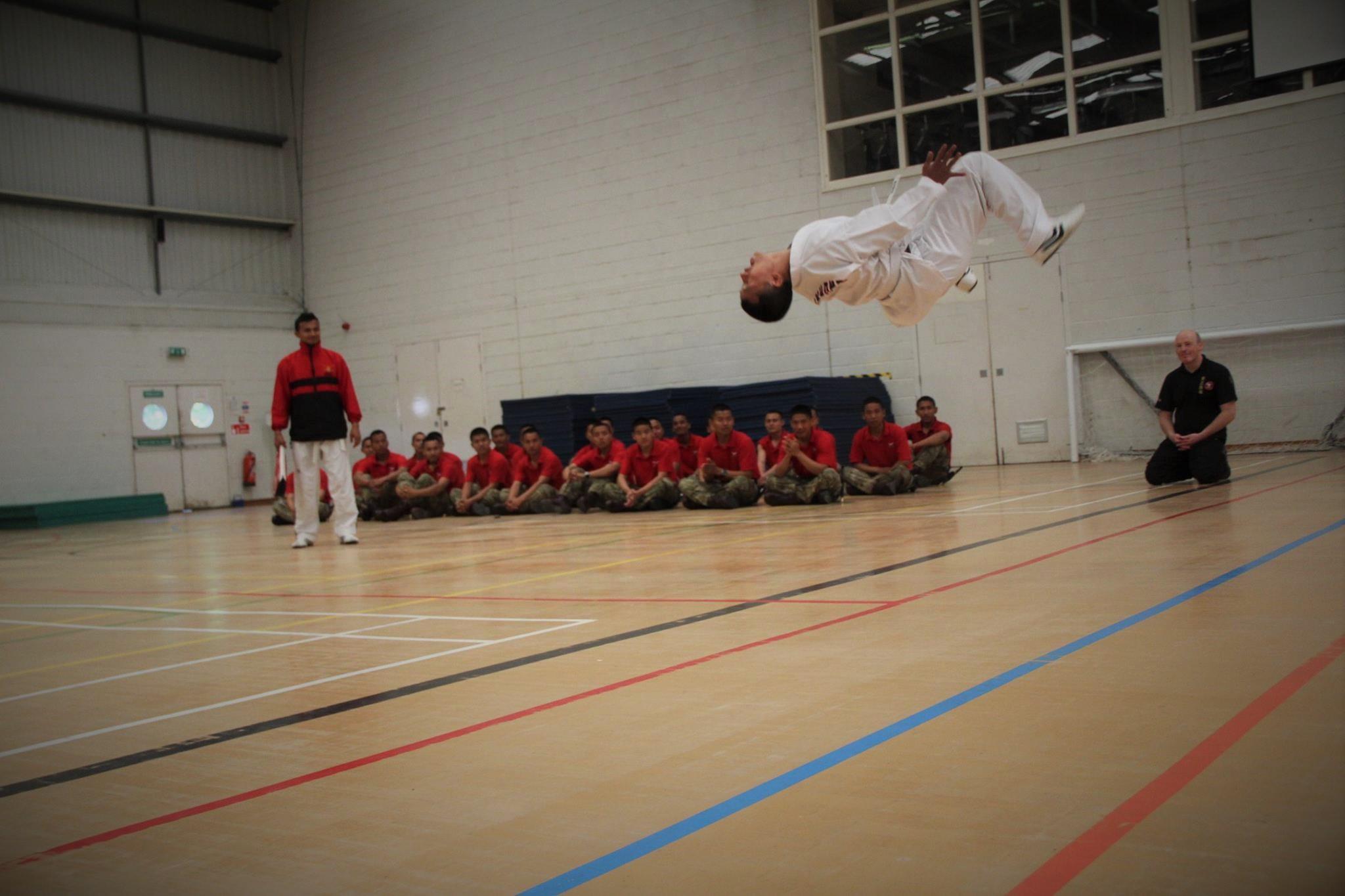 Martial Arts 11