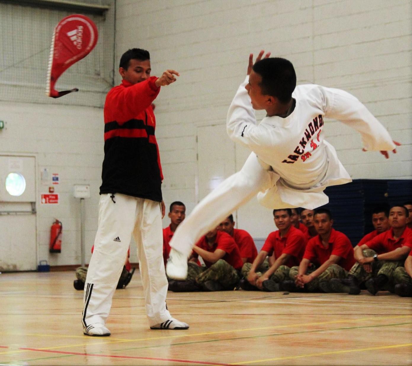 Martial Arts 12