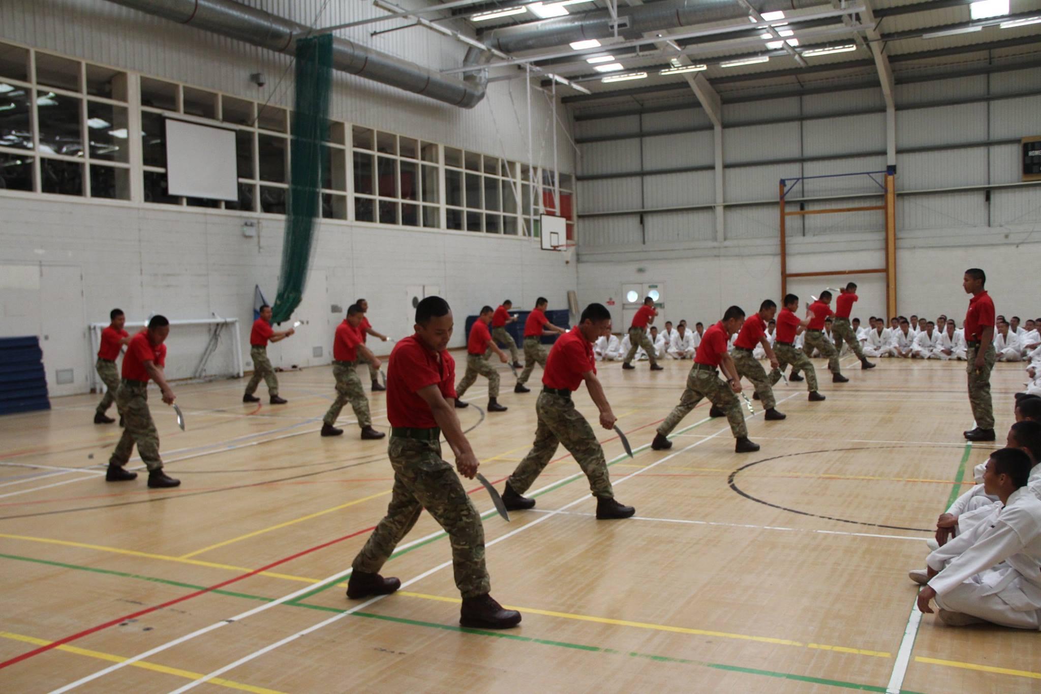 Martial Arts 9