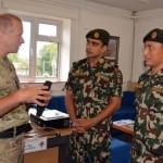 Nepalese Army STTT 2016