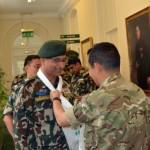 Nepalese Army STTT 2016 visit