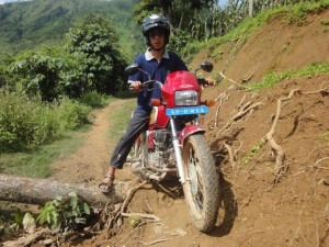 GWT Doctor on Motorbike