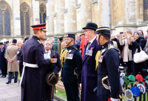 QGOOs meet Prince Harry