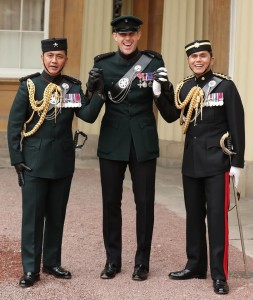 Major Todd MBE
