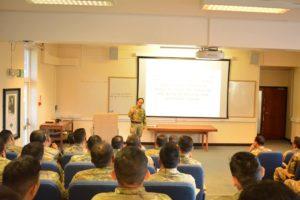 DCOS Briefing GSPS