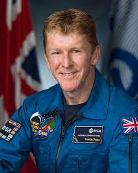 Maj Tim Peake Astronaut