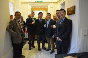 Gurkha Brigade Association Annual Briefing day attendees