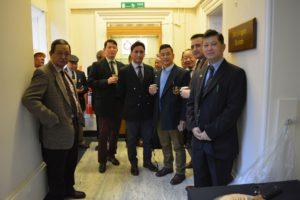 Gurkha Brigade Association Annual Briefing day attendees