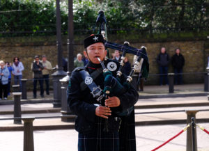 Brigade of Gurkhas Piper