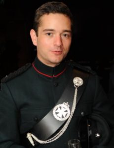 Lt Edward Drummond-Baxter