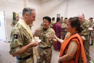 (Crown Copyright / Warrant Officer Class 2 Tom Robinson GBR Army / Released)COMARRC, Lieutenant General Tim Radford formally opens the Gurkha Temple in Imjin Barracks, Gloucester. Photographer: (Crown Copyright / Warrant Officer Class 2 Tom Robinson GBR Army / Released)COMARRC, Lieutenant General Tim Radford formally opens the Gurkha Temple in Imjin Barracks, Gloucester. Photographer: (Crown Copyright / Warrant Officer Class 2 Tom Robinson GBR Army / Released)COMARRC, Lieutenant General Tim Radford formally opens the Gurkha Temple in Imjin Barracks, Gloucester. Photographer: (Crown Copyright / Warrant Officer Class 2 Tom Robinson GBR Army / Released)