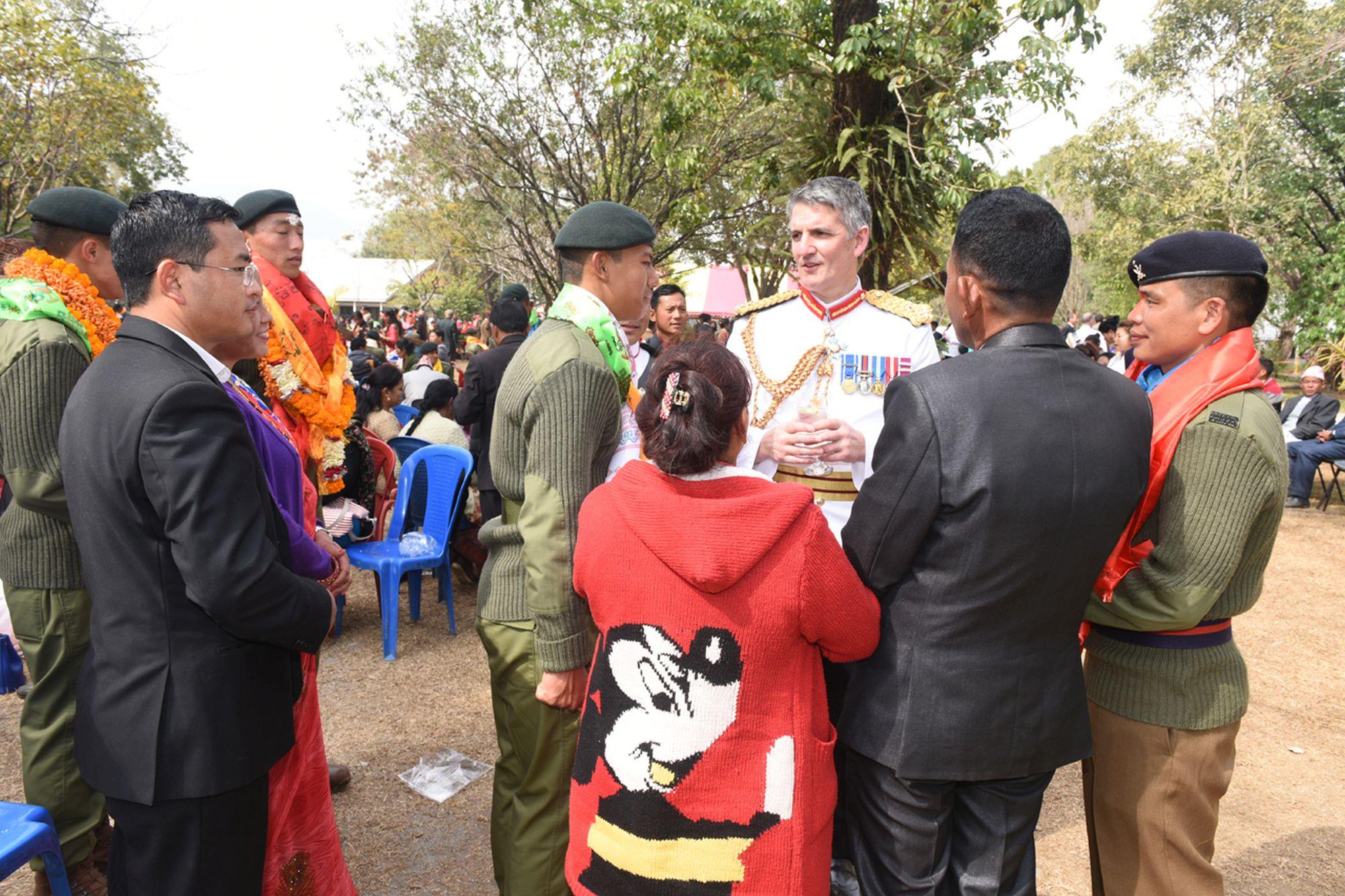 Attestation Parade Pokhara 2017 001