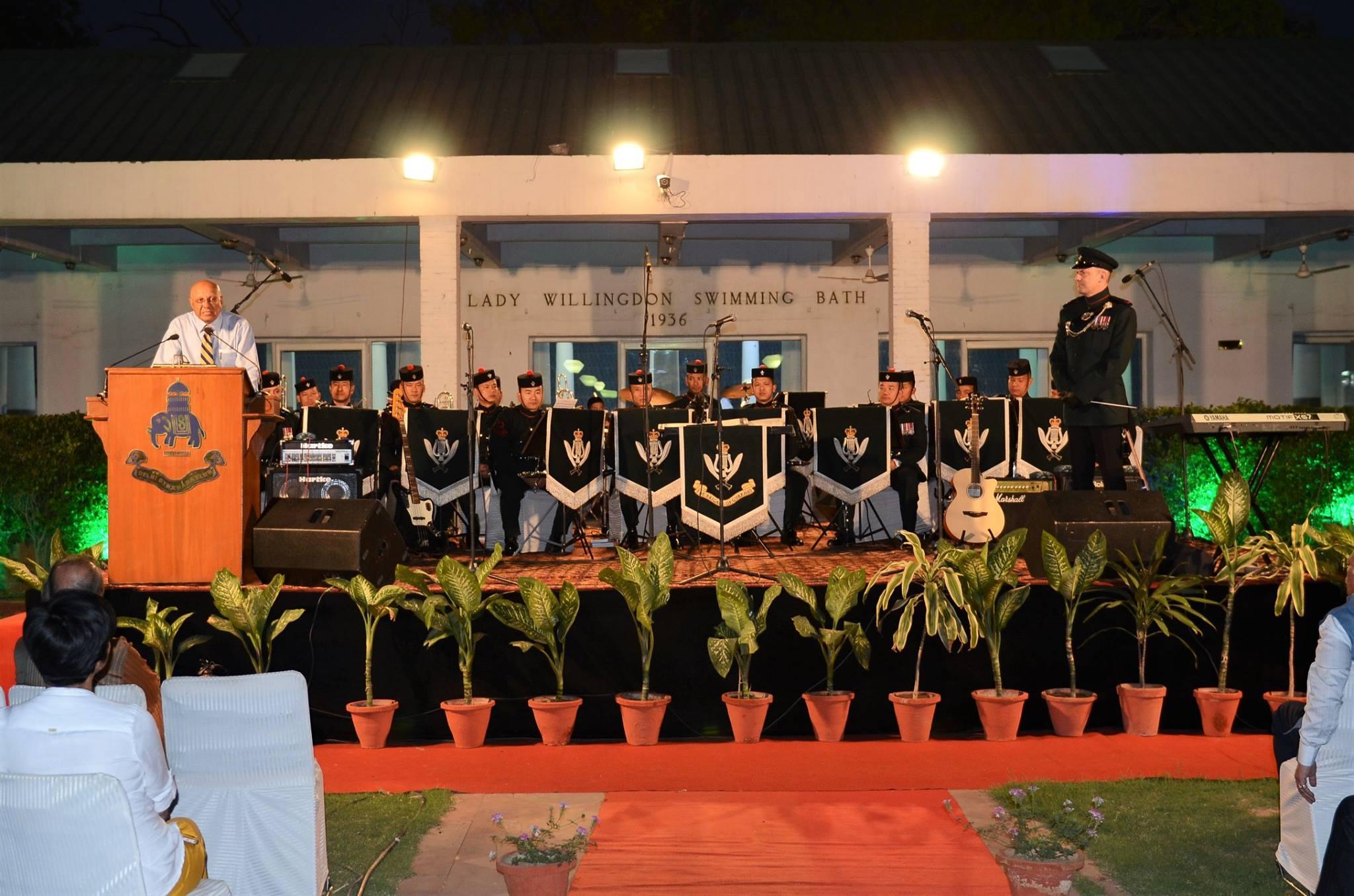 Band Delhi 1