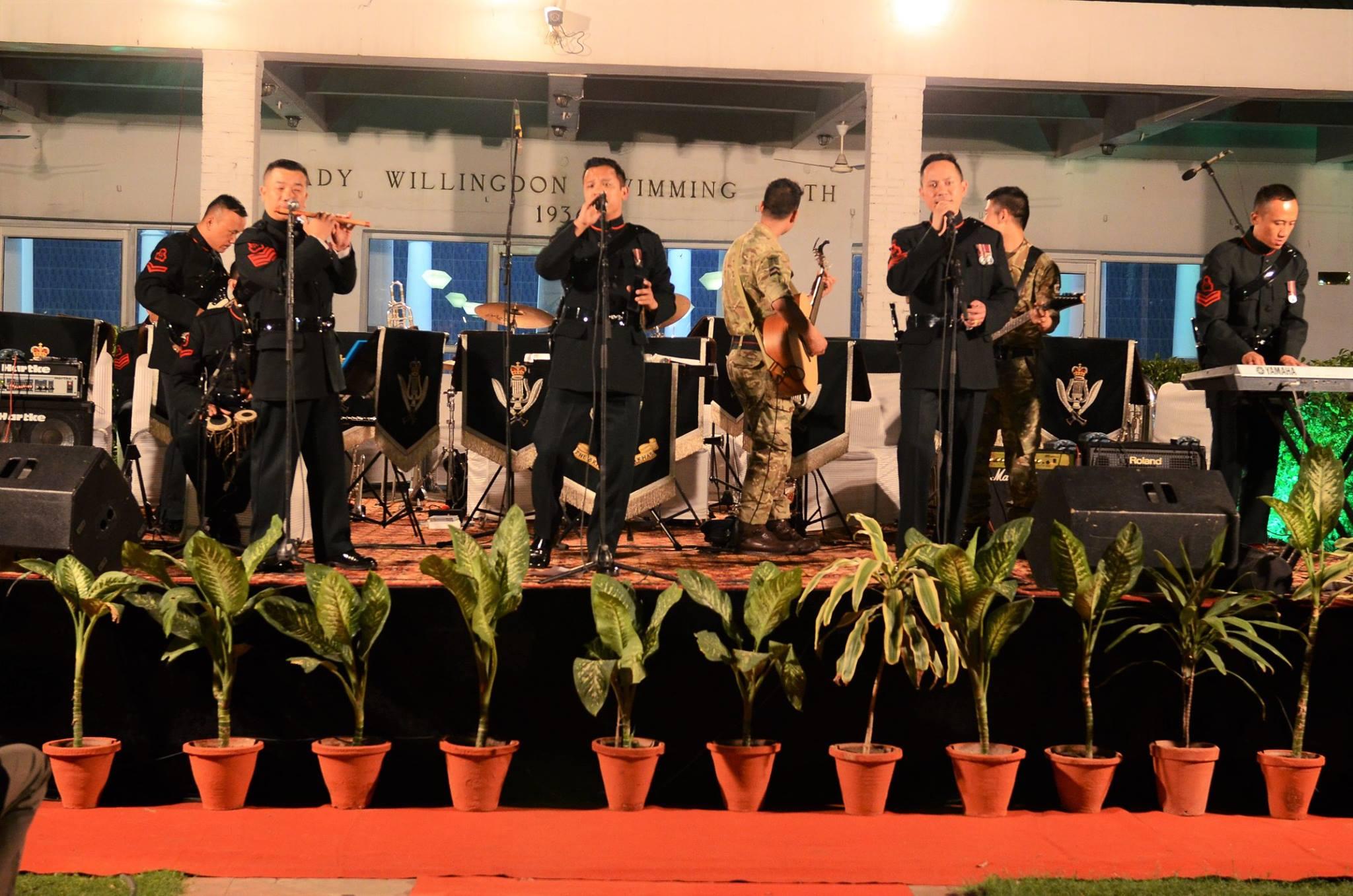 Band Delhi 5
