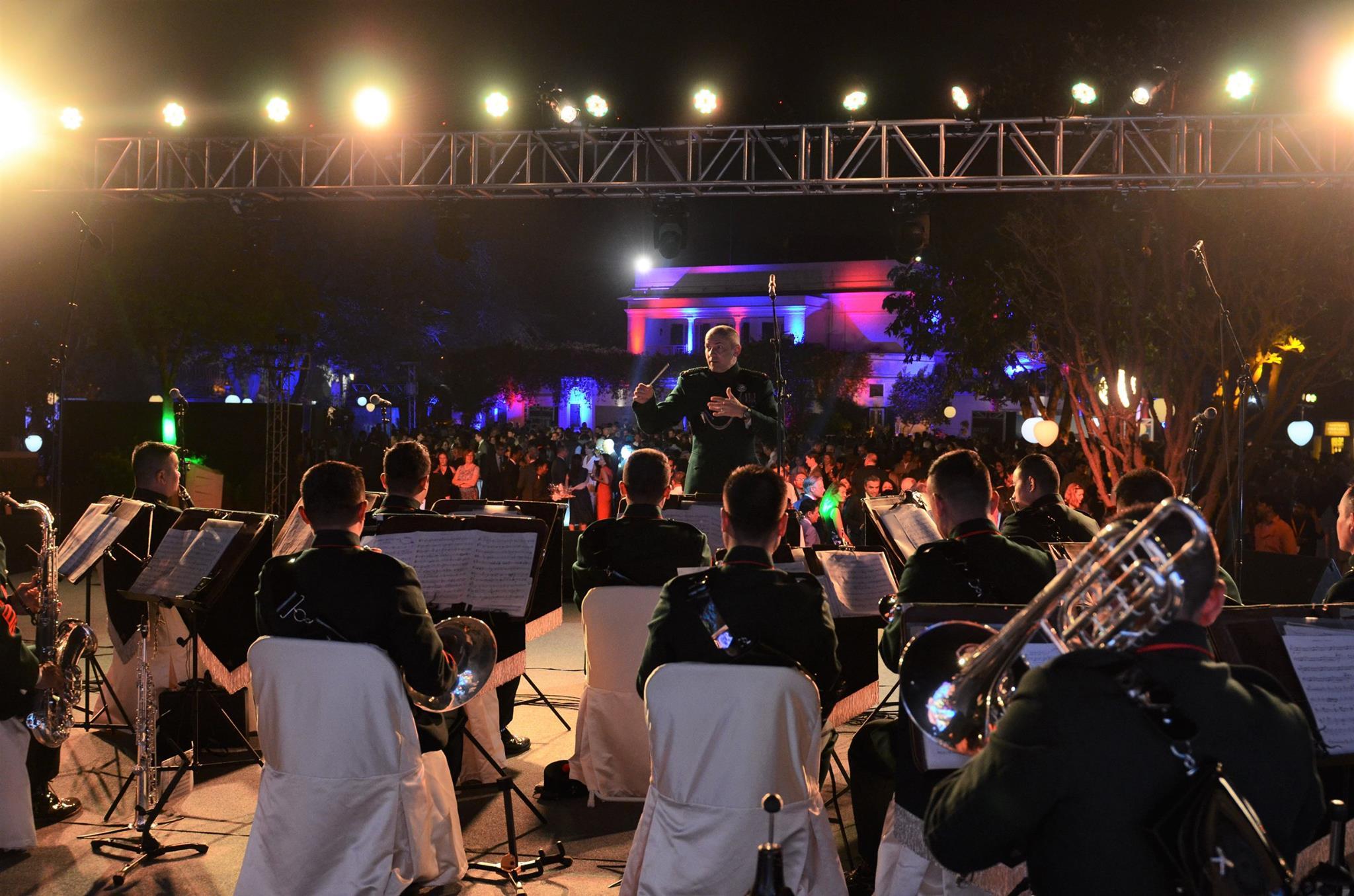 Band delhi 12