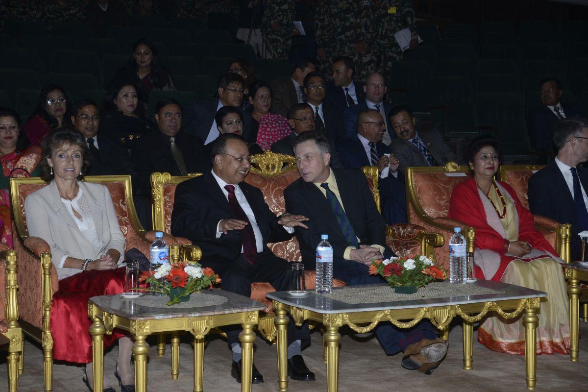 CGS visit Nepal 002