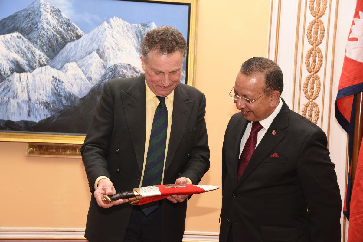 CGS visit Nepal 012