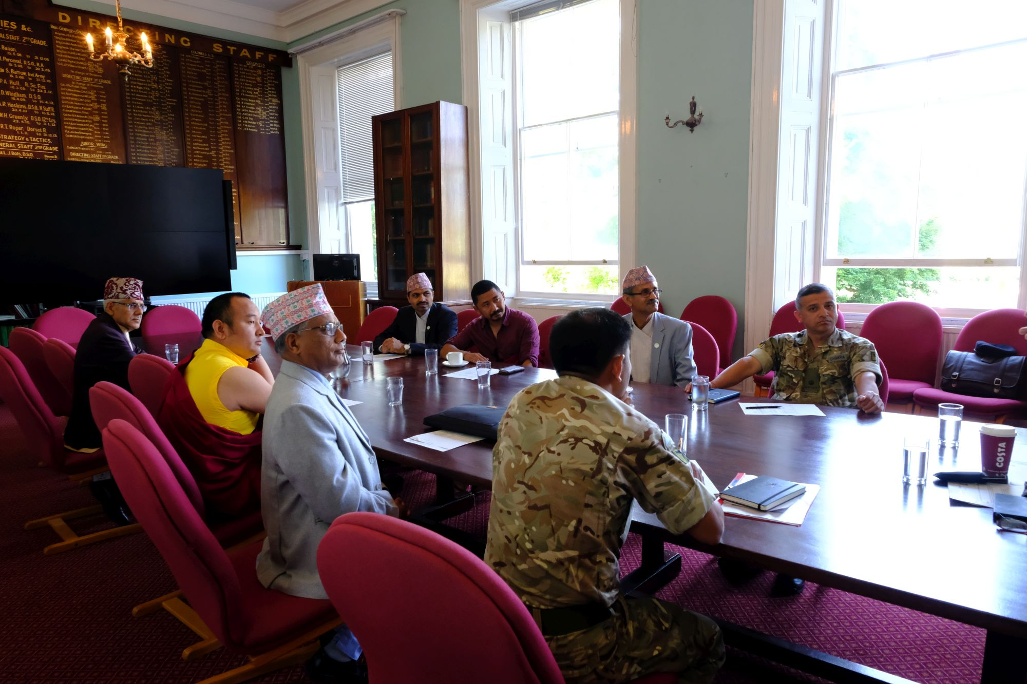 HQBG Religious Leaders Meeting 004