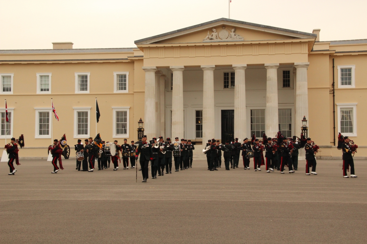 Band of the Brigade of Gurkhas
