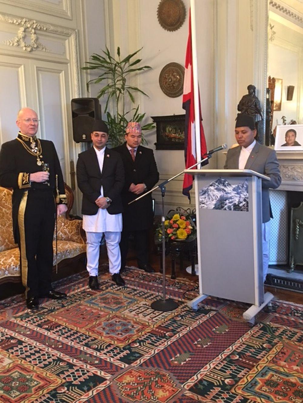 Nepal Ambassador 063