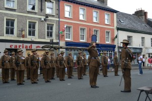 Brecon Freedom Parade (10)