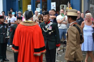 Brecon Freedom Parade (18)