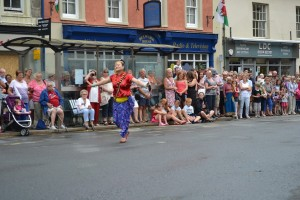 Brecon Freedom Parade (2)