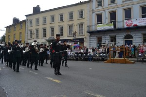 Brecon Freedom Parade (9)