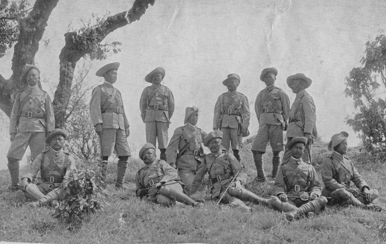 History Welcome To The Gurkha Brigade Association