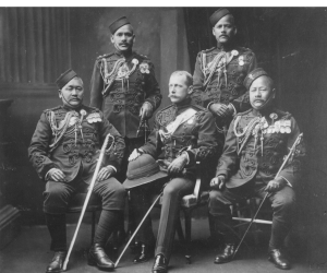 Queen's Gurkha Orderly Officers