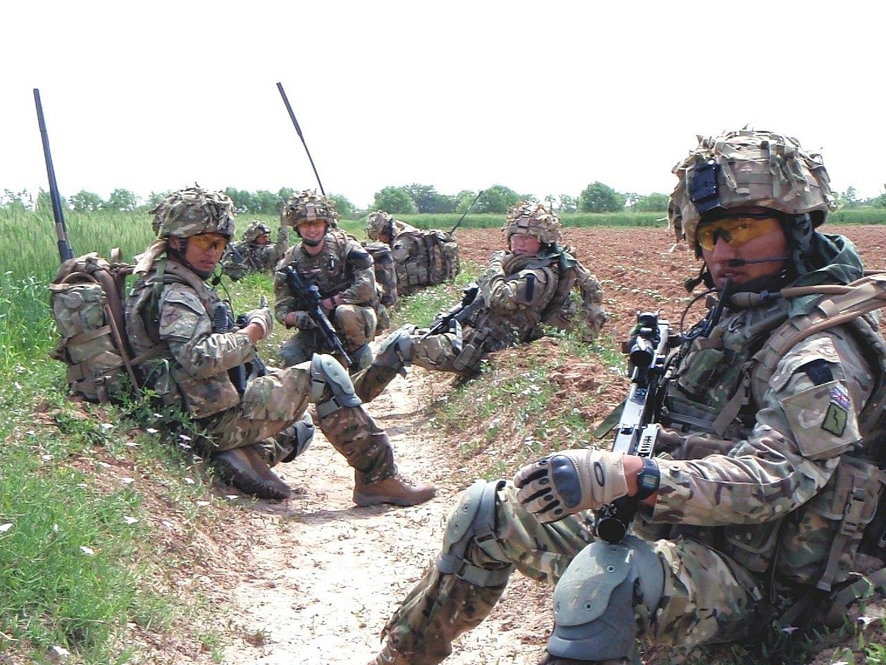 Reserves | Welcome to the Gurkha Brigade Association