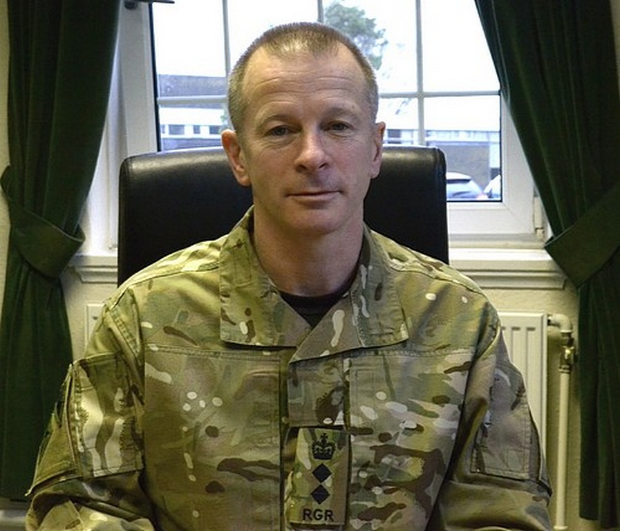 Colonel BG