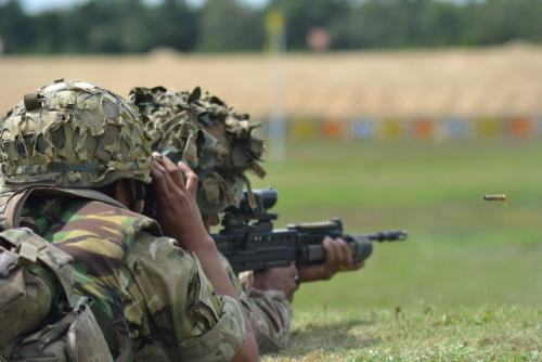 Bisley shooting competition