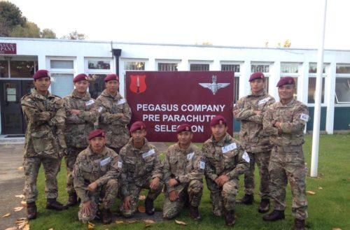 All Arms Parachute Course